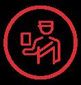 Icona serveis aduaners Tassa