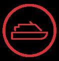Icona tràfic marítim