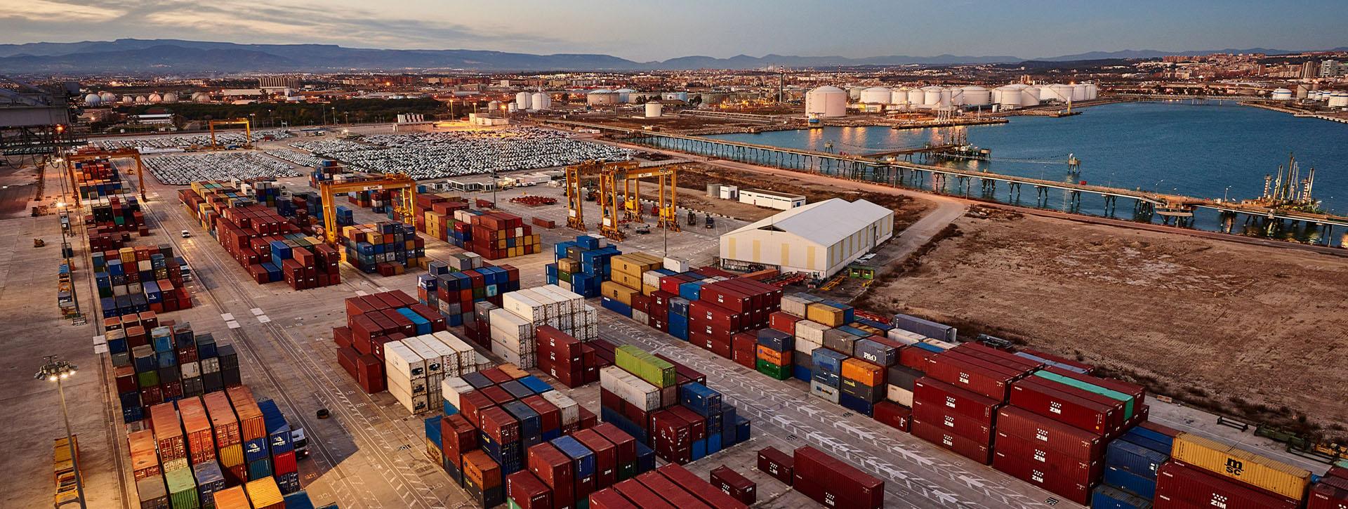 Servei trànsit marítim de Tassa