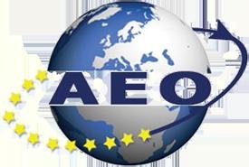 Logo de AEO