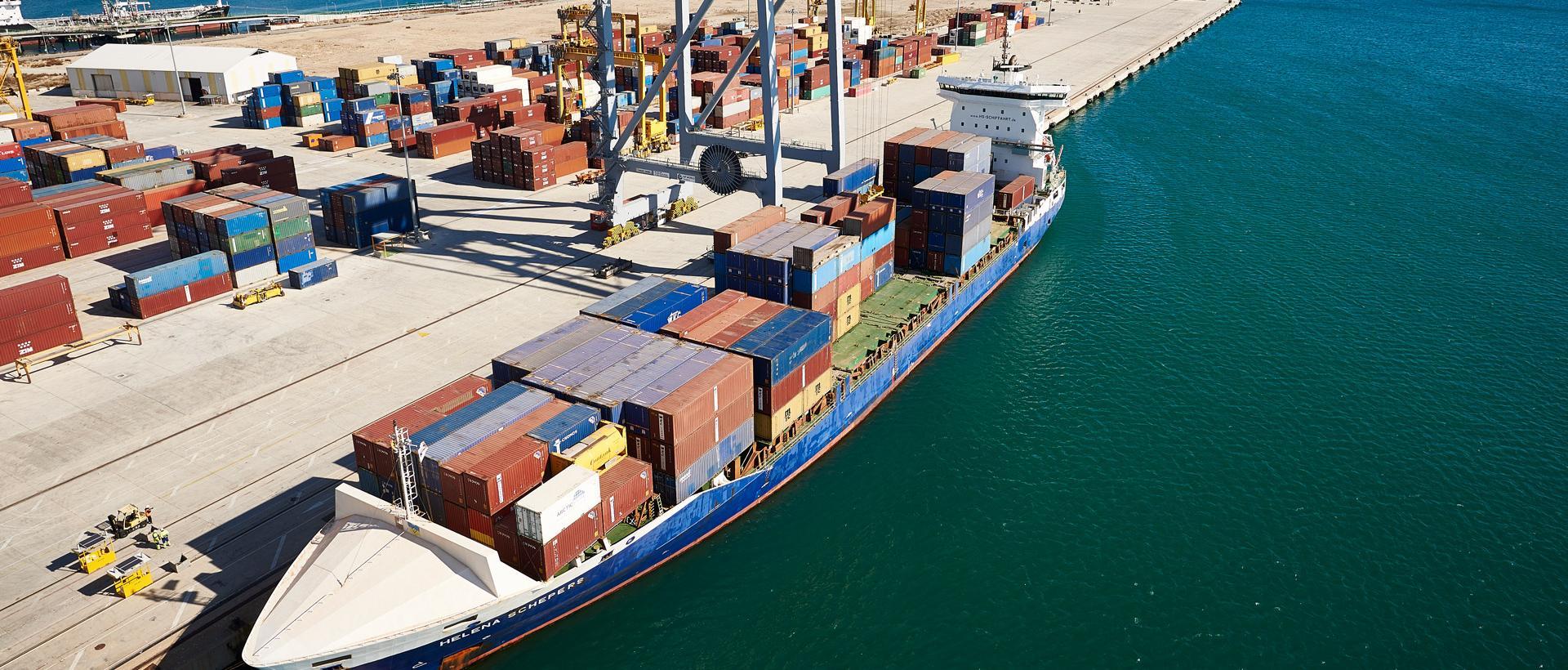 Maritime traffic service